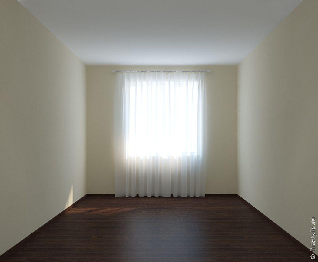 Изменение пропорции небольшой комнаты